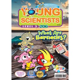 THE YOUNG SCIENTISTS LEVEL 3 ISSUE 206