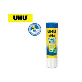 UHU MAGIC STIC BLUE 21G-00079