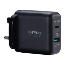 ONPRO TYPE-C / USB ADAPTER 6A BLACK