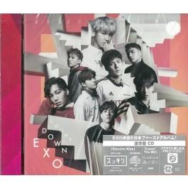EXO - Countdown (CD) (Japan Edition)
