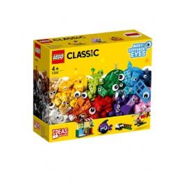 LEGO CLASSIC BRICKS AND EYES CONSTRUCTION SET 11003 (450 PIECES)