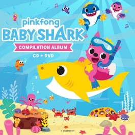 PINK FONG BABY SHARK COMPILATION (CD+DVD)