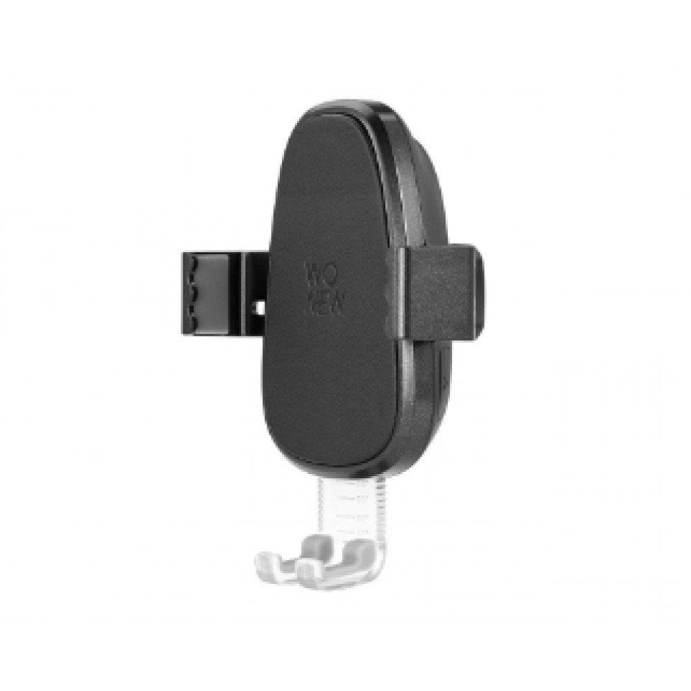 WONEW CW7 SUCTION CAR MOUNT PHONE HOLDER WITH WIRELESS CHARGER 10W