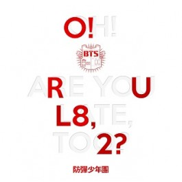 BTS 1st Mini Album:O! RUL8, 2?