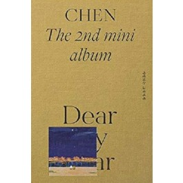 EXO CHEN - 2nd mini album: Dear My Dear (Dear Ver.)