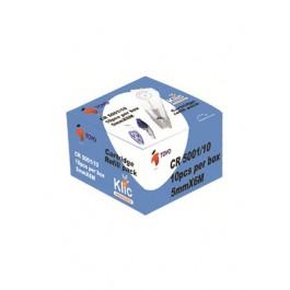TOYO KLIC CORRECTION TAPE REFILL 5MM x 6M 10 PCS/PACK CR5001