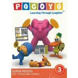 Pocoyo & Friends Vol.3 DVD