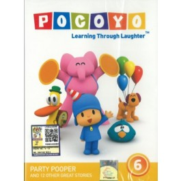Pocoyo & Friends Vol.6 DVD