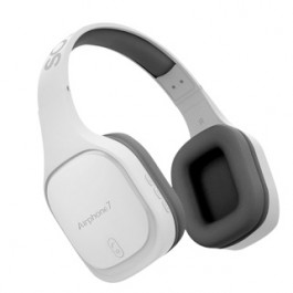 SONICGEAR  AIRPHONE 7 BLUETOOTH HEADPHONE  GREY