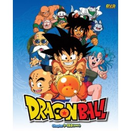 Dragon Ball 1-153