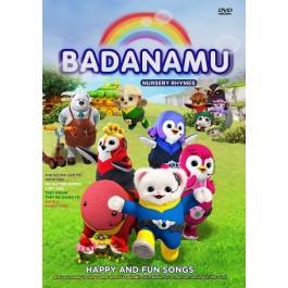 BADANAMU NUR.RHYMES HAPPY&FUN SONGS(DVD)