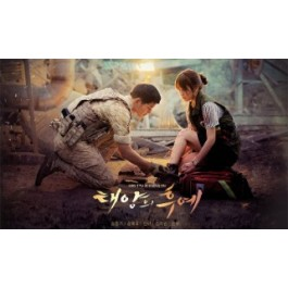 太阳的后裔 DESCENDANT OF THE SUN (6DVD)