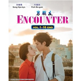 男朋友 ENCOUNTER (4DVD)