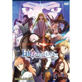 FATE GRAND ORDER ZETTAI MAJUU (2DVD)