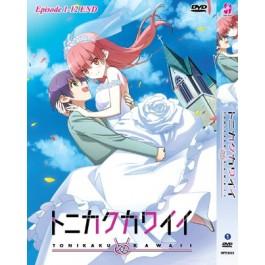 TONIKAKU KAWAII EP1-12END (DVD)