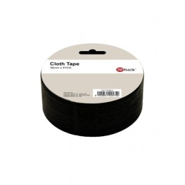 POP BAZIC CLOTH TAPE 36MM * 9 YARDS BLACK