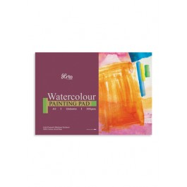 ARTO WATERCOLOUR PAINTING PAD A3 300GSM 12SHEETS