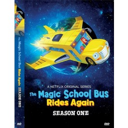 THE MAGIC SCHOOL BUS SEASON 1 (DVD)