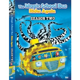 THE MAGIC SCHOOL BUS SEASON 2 (DVD)