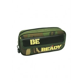 DOLPHIN BEREADY SOFT PENCIL BAG ARMY 503
