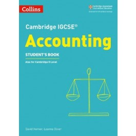 Cambridge IGCSE Accounting Student Book