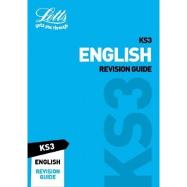 KS3 Letts English Revision Guide