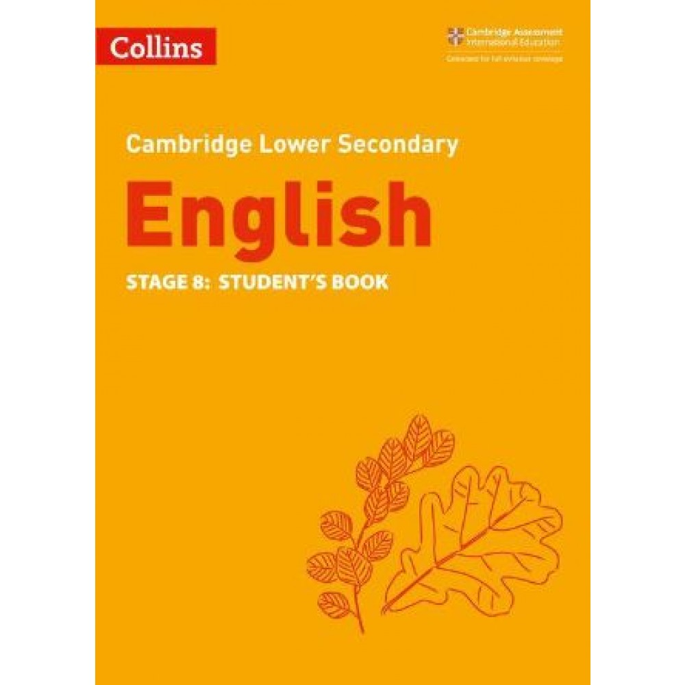 Stage 8 Cambridge Lower Secondary English - Student's Book