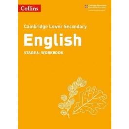 Stage 8 Cambridge Lower Secondary English - Workbook
