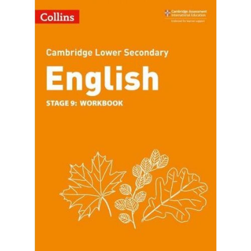 Stage 9 Cambridge Lower Secondary English - Workbook