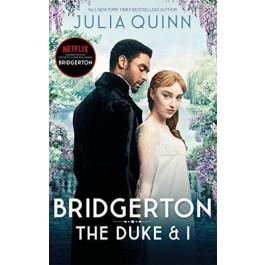 Bridgerton1  Duke & I (Netflix Tie In)