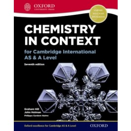 AS & A Level Chemistry in Context for Cambridge International