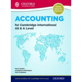 AS and A Level Accounting for Cambridge International