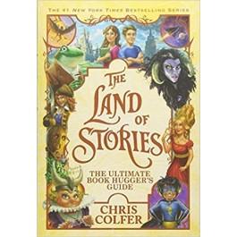 LAND OF STORIES: ULTIMATE BK HUGGER'S GD