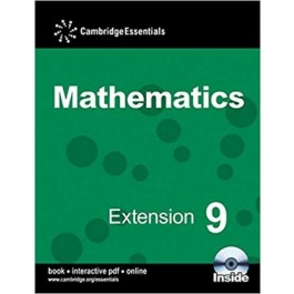 Extension 9 Pupil Book Cambridge Essentials Mathematics?(with CD)