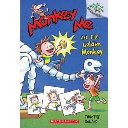 MONKEY ME #01: THE GOLDEN MONKEY