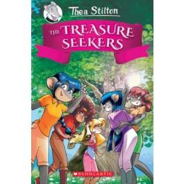 THEA STILTON & THE TREASURE SEEKERS #01