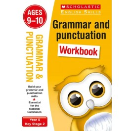 KS2 Year 5 Grammar and Punctuation Workbook for  Ages 9 - 10