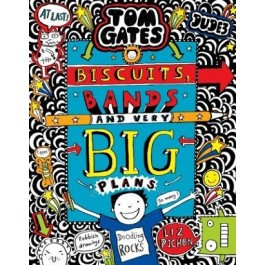 TOMGATES14 BISCUITS, BANDS & VERY BIG
