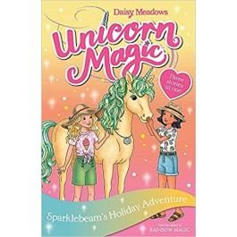 Unicorn Magic: Sparklebeam's Holiday Adventure