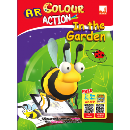 AR COL ACTION :IN THE GARDEN '20