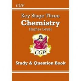 KS3 Chemistry Study & Question Book -Chemistry  Higher