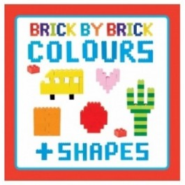 Brick By Brick: Colours + Shapes