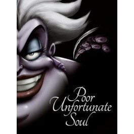 LITTLE MERMAID : POOR UNFORTUNATE SOUL