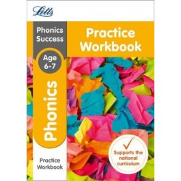 KS1 PHONICS(AGES 6-7)PRACTICE WKBK '17
