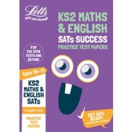 LETTS KS2 MATHS & ENG SATS PRAC TP '18