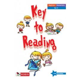 KEY TO READING SET 2 (BK5-8) 2ND ED