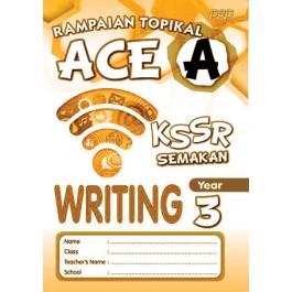 Tahun 3 Rampaian Topikal Ace A Writing