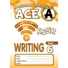 Tahun 6 Rampaian Topikal Ace A Writing
