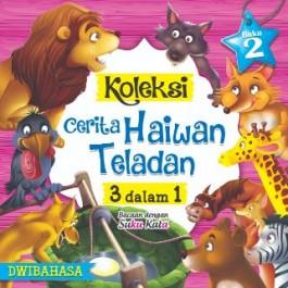 KOLEKSI CERITA HAIWAN TELADAN  - BK 2