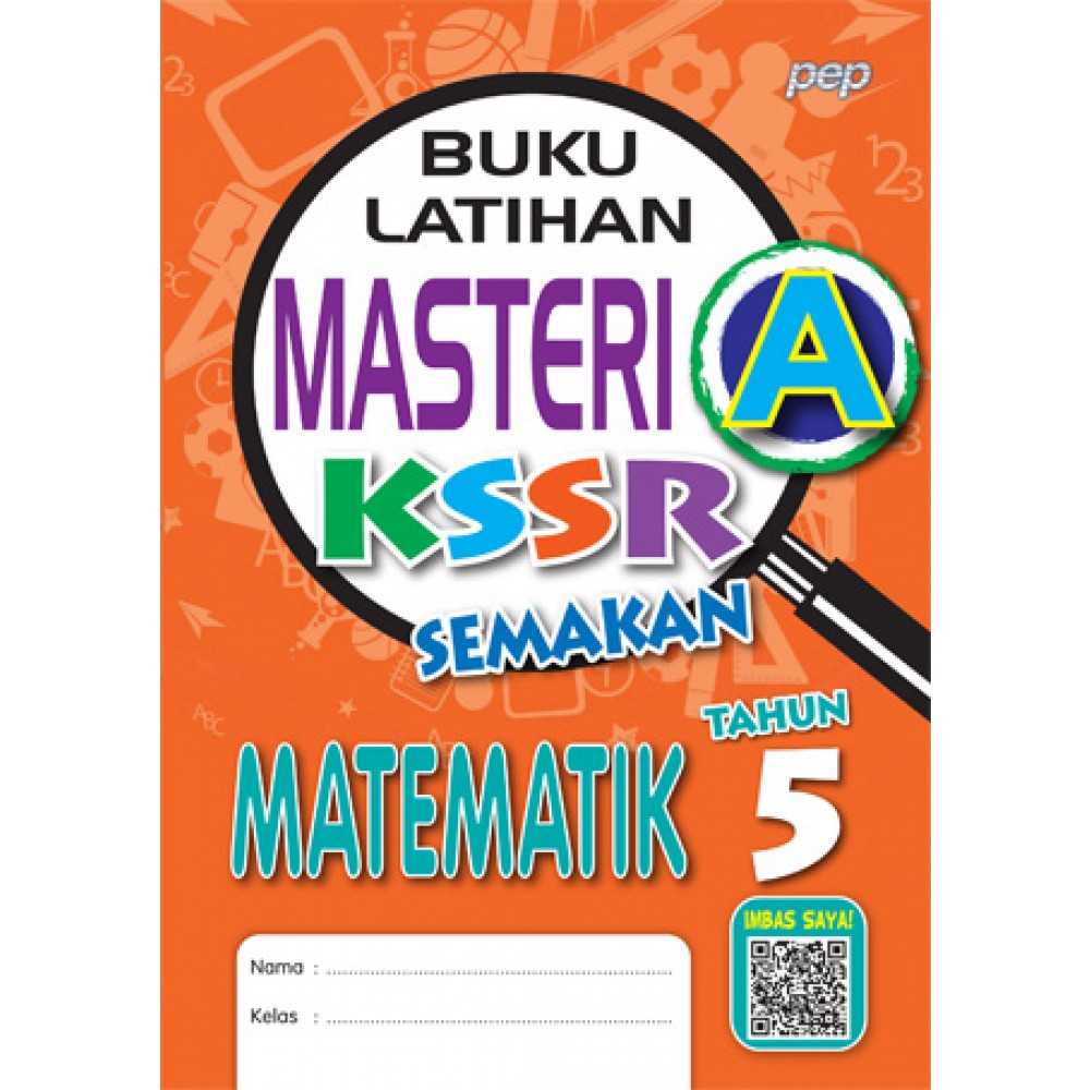 Tahun 5 Buku Latihan Masteri A Matematik